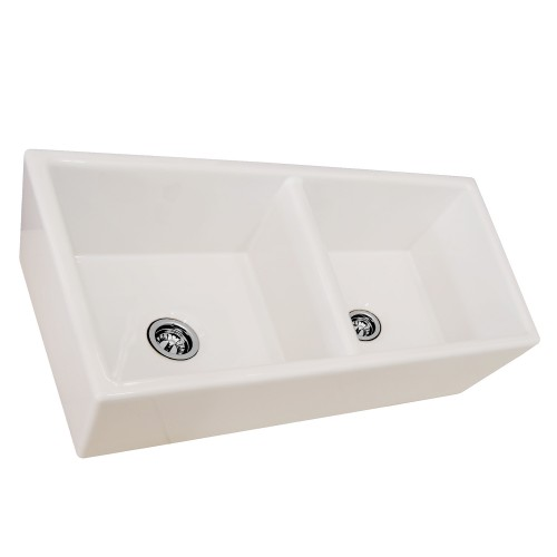 Richmond Double Farmhouse Sink