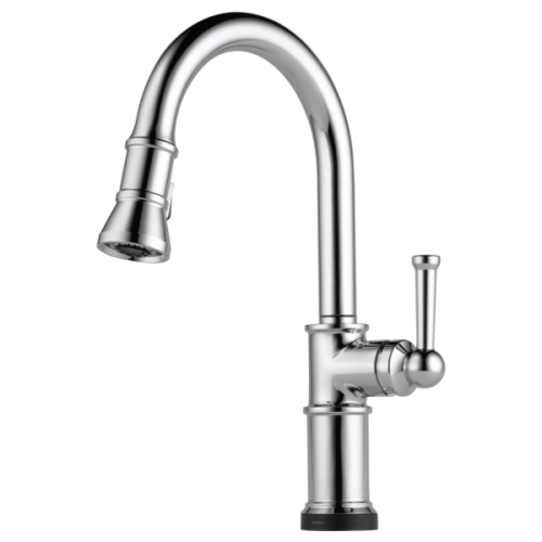 Artesso - SINGLE HANDLE PULL-DOWN KITCHEN FAUCET WITH SMARTTOUCH TECHNOLOGY