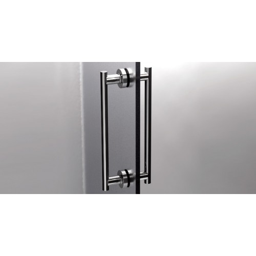 SHOWER DOOR BARS 500  IN-OUT 152957