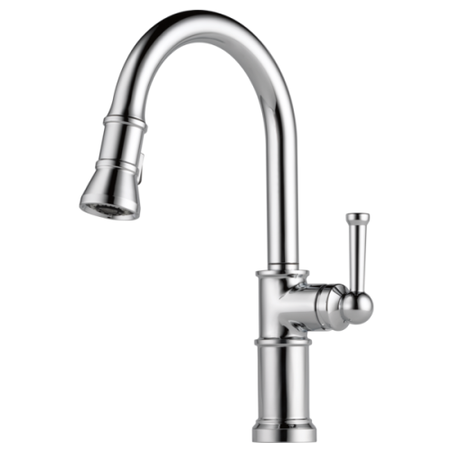 Artesso - SINGLE HANDLE PULL-DOWN KITCHEN FAUCET