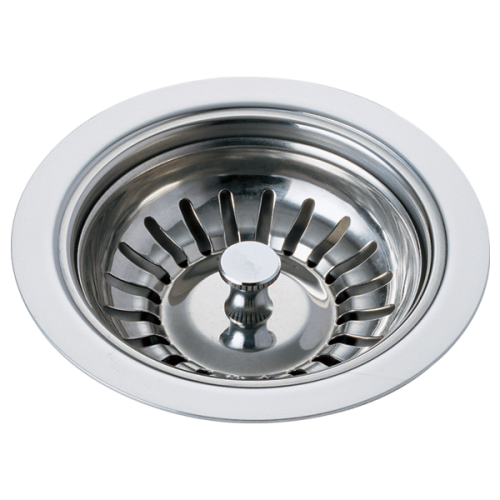 Delta Kitchen Sink Flange   Strainer