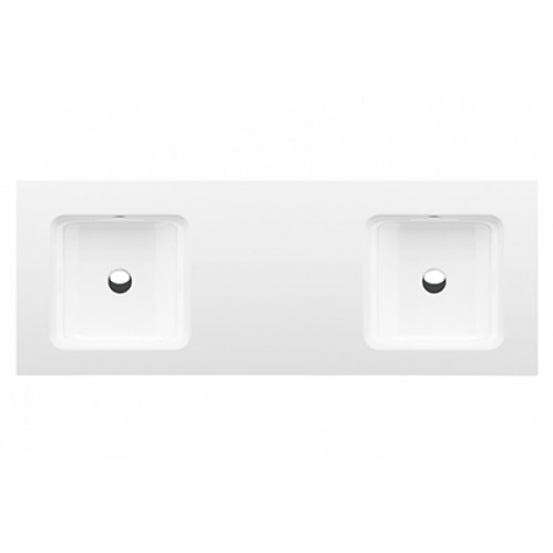 BetteOne Wall Mounted double washbasin-A142